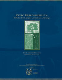 Civic Responsibility: What Is the Campus Climate for Learning?