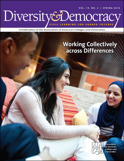 Diversity & Democracy: Working Collectively across Differences (Spring 2016)