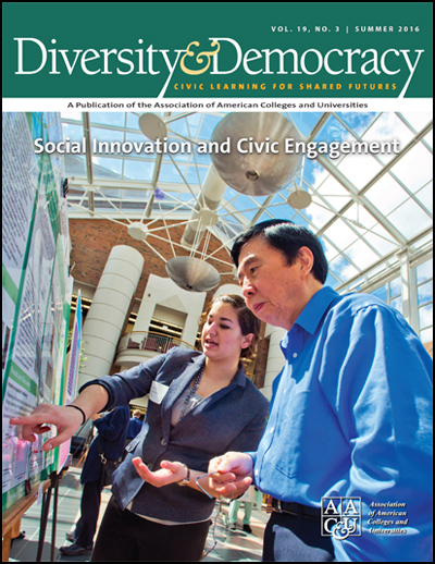 Diversity & Democracy: Volume 19, Number 3 (Summer 2016)