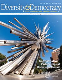 Diversity & Democracy, Volume 16, Number 1 (Winter 2013)