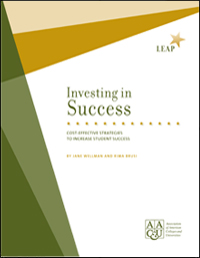 Investing in Success: Cost-Effective Strategies to Increase Student Success