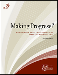 Making Progress? What We Know about the Achievement of Liberal Education Outcomes (Print version)