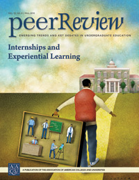 Internships and Experiential Learning <em>Peer Review </em> single issue