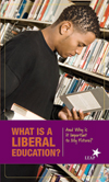 What Is a Liberal Education? And Why Is It Important to My Future?