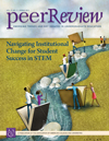 Peer Review Spring 2015: Navigating Institutional Change for Student Success in STEM