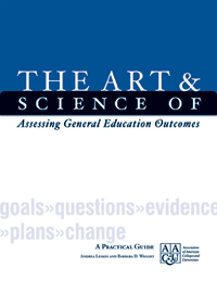 The Art and Science of Assessing General Education Outcomes: A Practical Guide (Print version)