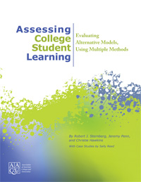 Assessing College Student Learning (E-Title)