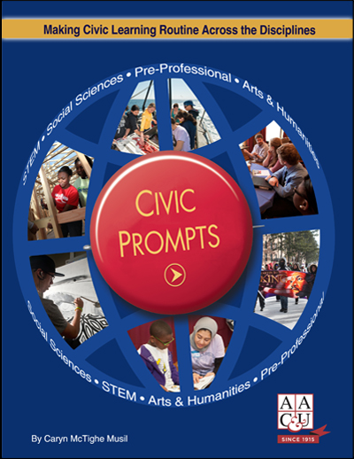 Civic Prompts: Making Civic Learning Routine across the Disciplines