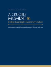 A Crucible Moment (E-Title)