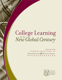College Learning for the New Global Century