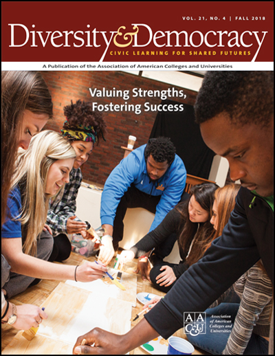 Diversity & Democracy, Vol. 21, No. 4 (Fall 2018)