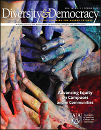 Diversity & Democracy: Advancing Equity on Campuses and in Communities (Spring 2013)