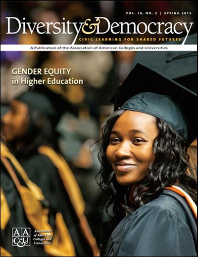 Diversity & Democracy: Gender Equity in Higher Education (Spring 2015)