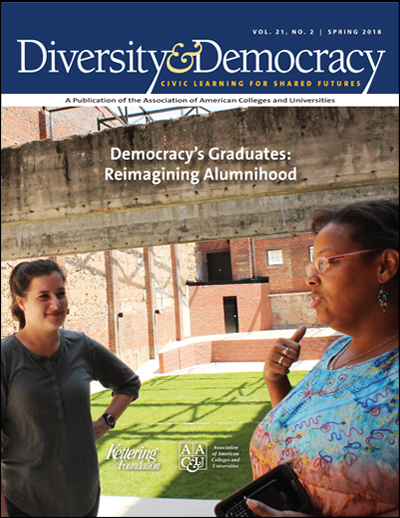 Diversity & Democracy, Vol. 21, No. 2 (Spring 2018)