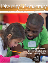 Diversity & Democracy: Assessing Students' Diversity, Global, and Civic Learning Gains (Summer 2013)