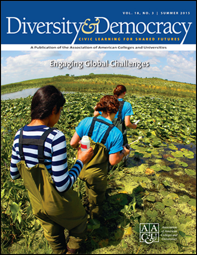 Diversity & Democracy: Engaging Global Challenges (Summer 2015)