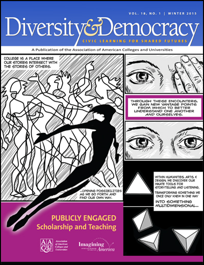 Diversity & Democracy: Publicly Engaged Scholarship and Teaching (Winter 2015)