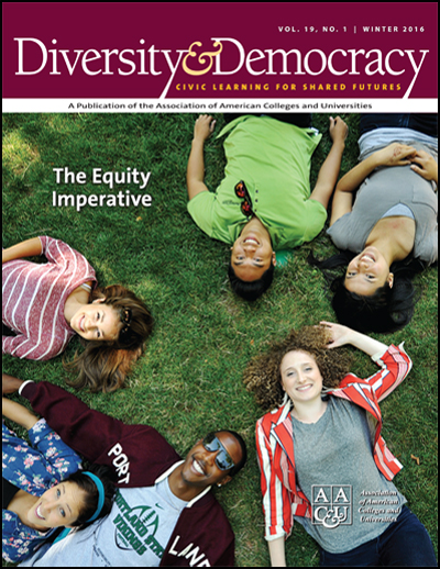 Diversity & Democracy: The Equity Imperative (Winter 2016)