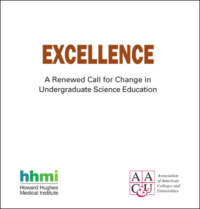 Excellence: A Renewed Call for Change (E-Title)