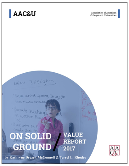 On Solid Ground, Value Report 2017 (E-Title)