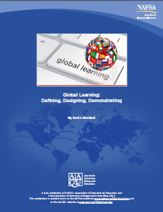Global Learning: Defining, Designing, Demonstrating