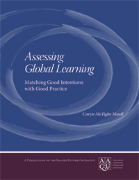 Assessing Global Learning: Matching Good Intentions with Good Practice