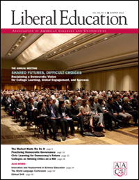 Liberal Education Summer 2012-The Annual Meeting