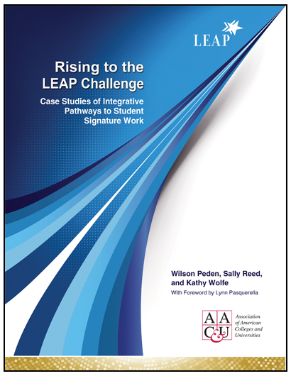 Rising to the LEAP Challenge: Case Studies (E-Title)