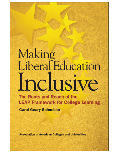 Making Liberal Education Inclusive (Print)