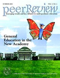 Peer Review - Summer 2003 General Education