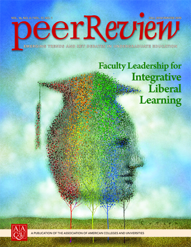 Peer Review Fall 2014/Winter 2015: Faculty Leadership for Integrative Liberal Learning