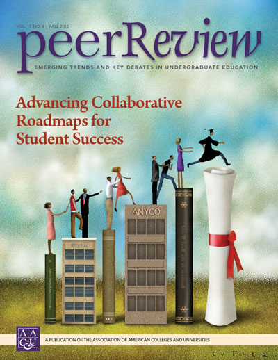 Peer Review Fall 2015: Advancing Collaborative Roadmaps for Student Success
