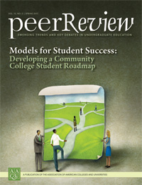 Peer Review Spring 2013: Models for Student Success