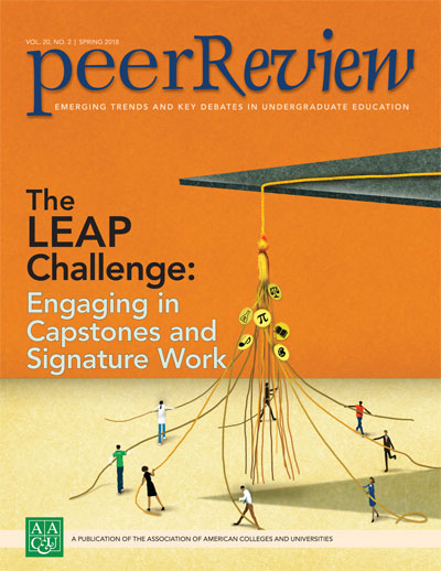 Peer Review Spring 2018: The LEAP Challenge