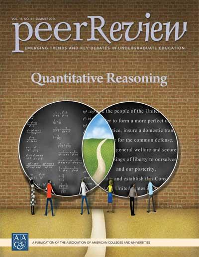 Peer Review Summer 2014: Quantitative Reasoning