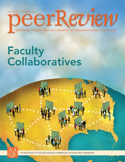 Peer Review Summer 2017: Faculty Collaboratives