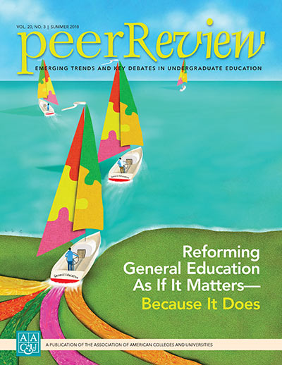 Peer Review Summer 2018: Reforming General Education As If It Matters—Because It Does