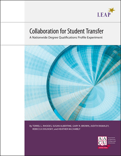 Collaboration for Student Transfer: A Nationwide Degree Qualifications Profile Experiment