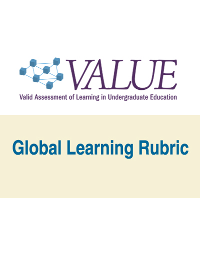 Global Learning VALUE Rubric