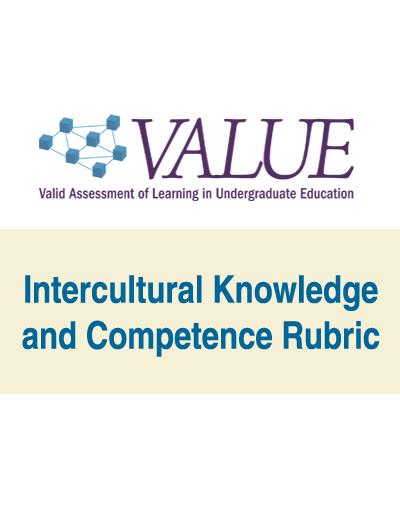 Intercultural Knowledge VALUE Rubric