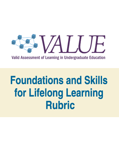 Lifelong Learning VALUE Rubric