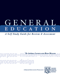 General Education: A Self-Study Guide for Review and Assessment