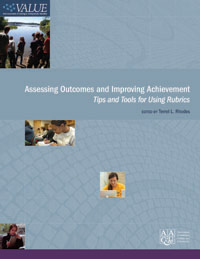 Assessing Outcomes and Improving Achievement: Tips and Tools for Using Rubrics (E-Title)