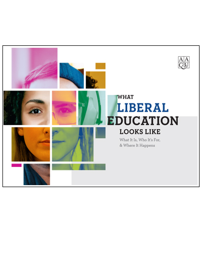 What Liberal Education Looks Like (E-Title)