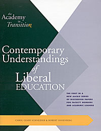 Contemporary Understandings of Liberal Education