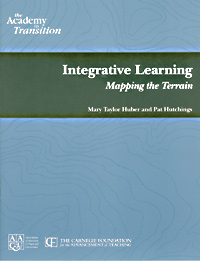 Integrative Learning: Mapping the Terrain