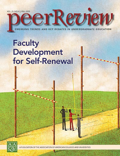 Peer Review Fall 2019: Faculty Development (E-Title)
